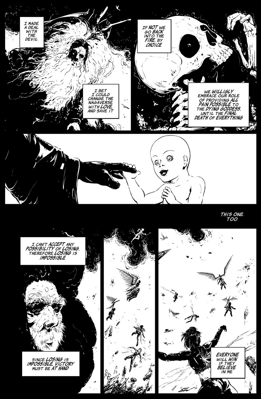XTIN: REINCARRION Issue 2 Page 4
